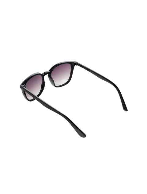 عینک آفتابی مربعی زنانه - مشکي - 3