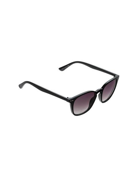 عینک آفتابی مربعی زنانه - مشکي - 4