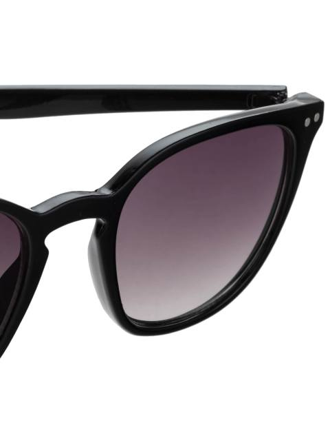 عینک آفتابی مربعی زنانه - مشکي - 5