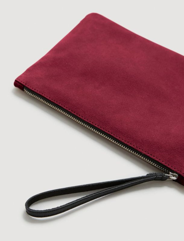 کیف لوازم آرایش جیر زنانه - مانگو