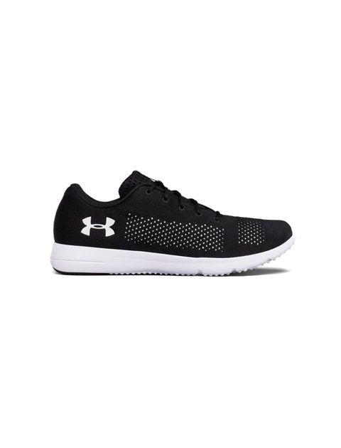 کفش دویدن بندی مردانه Rapid Running Shoes - مشکي - 1