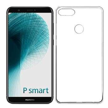 کاور گوشی مدل ColorLessTPU مناسب برای گوشی موبایل هواوی P Smart