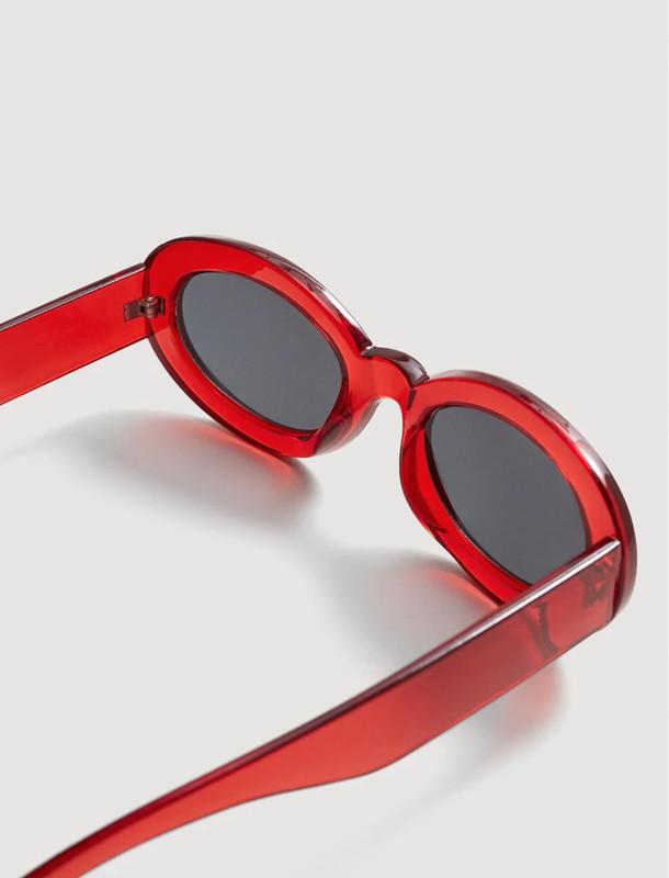 عینک آفتابی بیضی زنانه - مانگو
