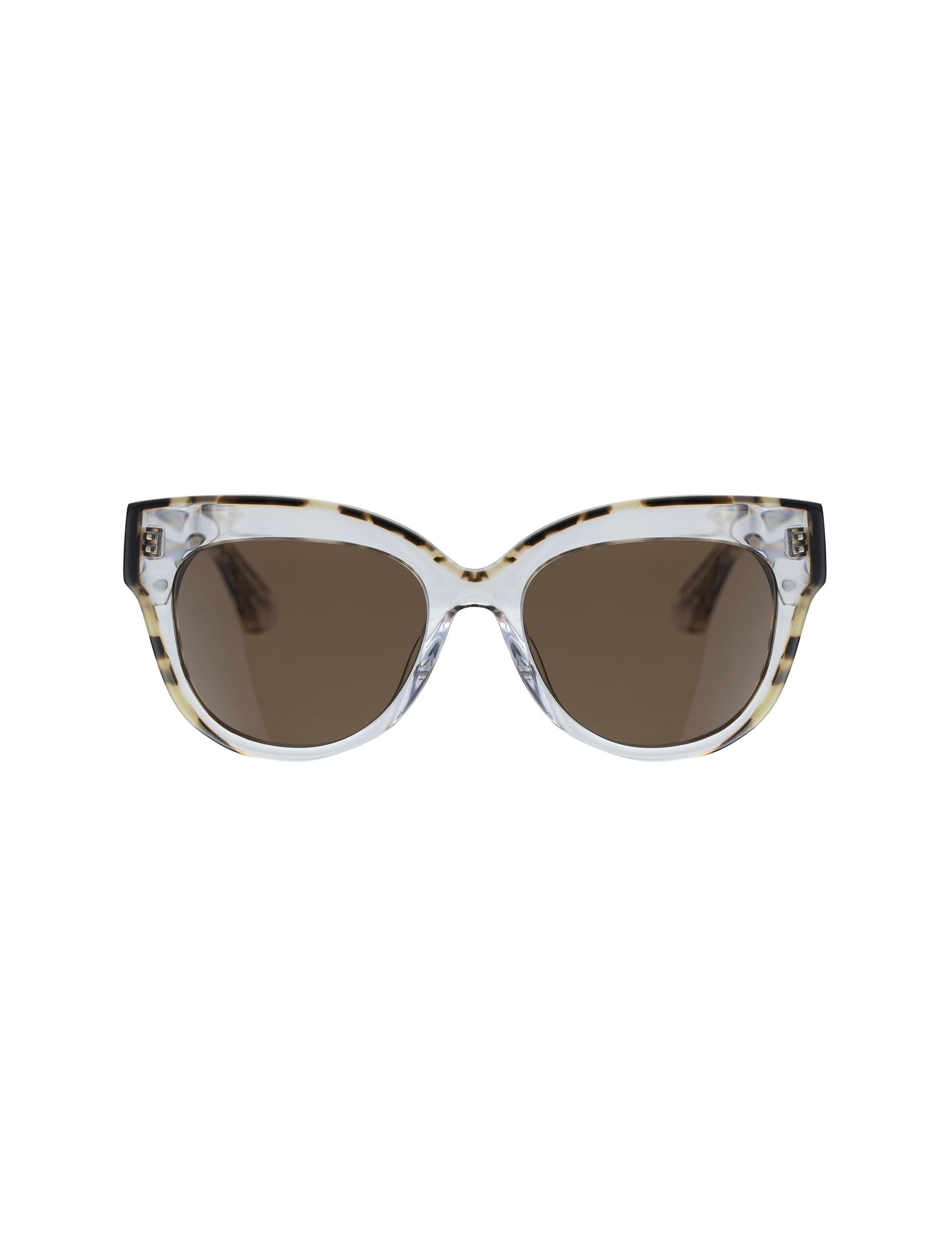 عینک آفتابی گربه ای زنانه - ساندرو - بي رنگ - 1