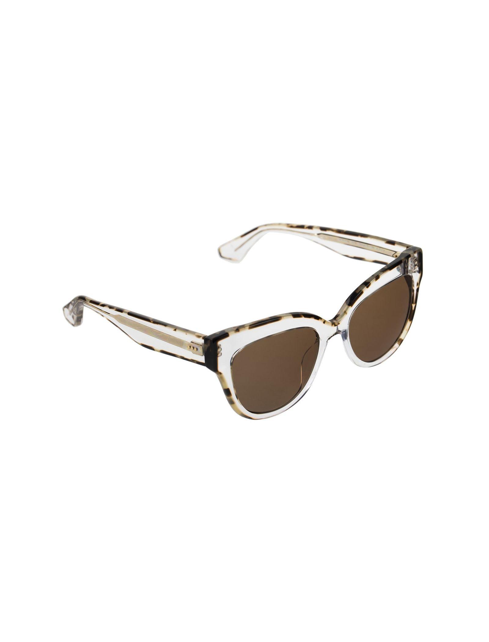 عینک آفتابی گربه ای زنانه - ساندرو - بي رنگ - 2