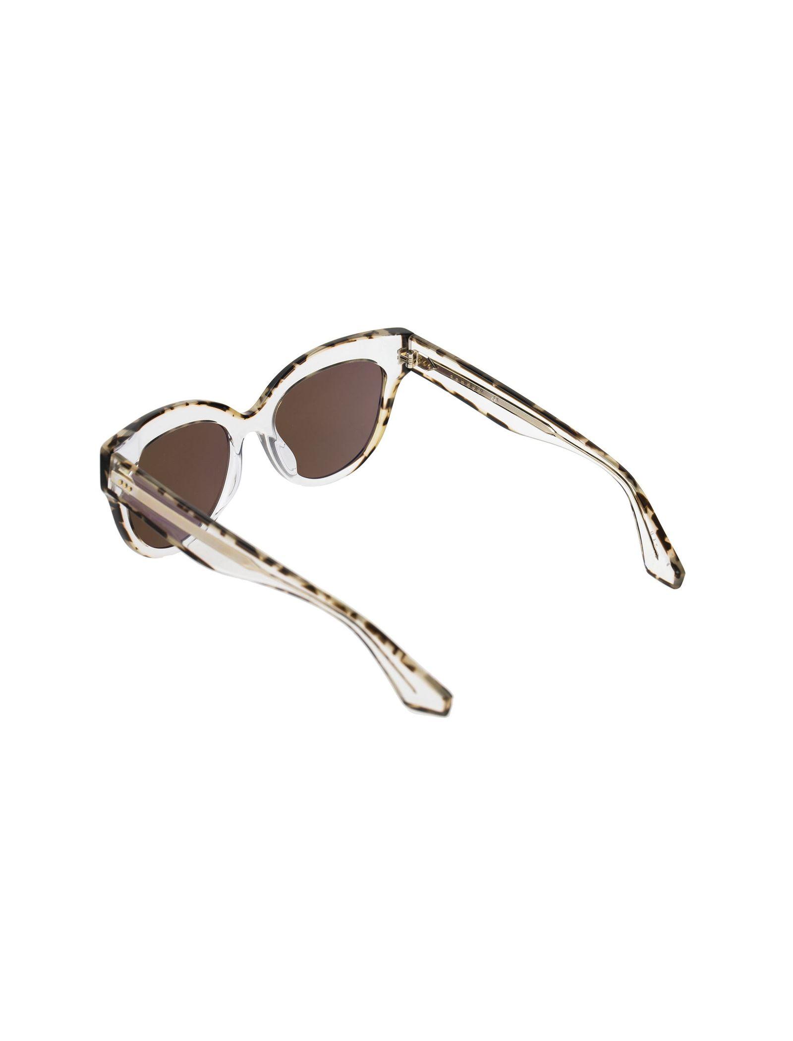 عینک آفتابی گربه ای زنانه - ساندرو - بي رنگ - 4