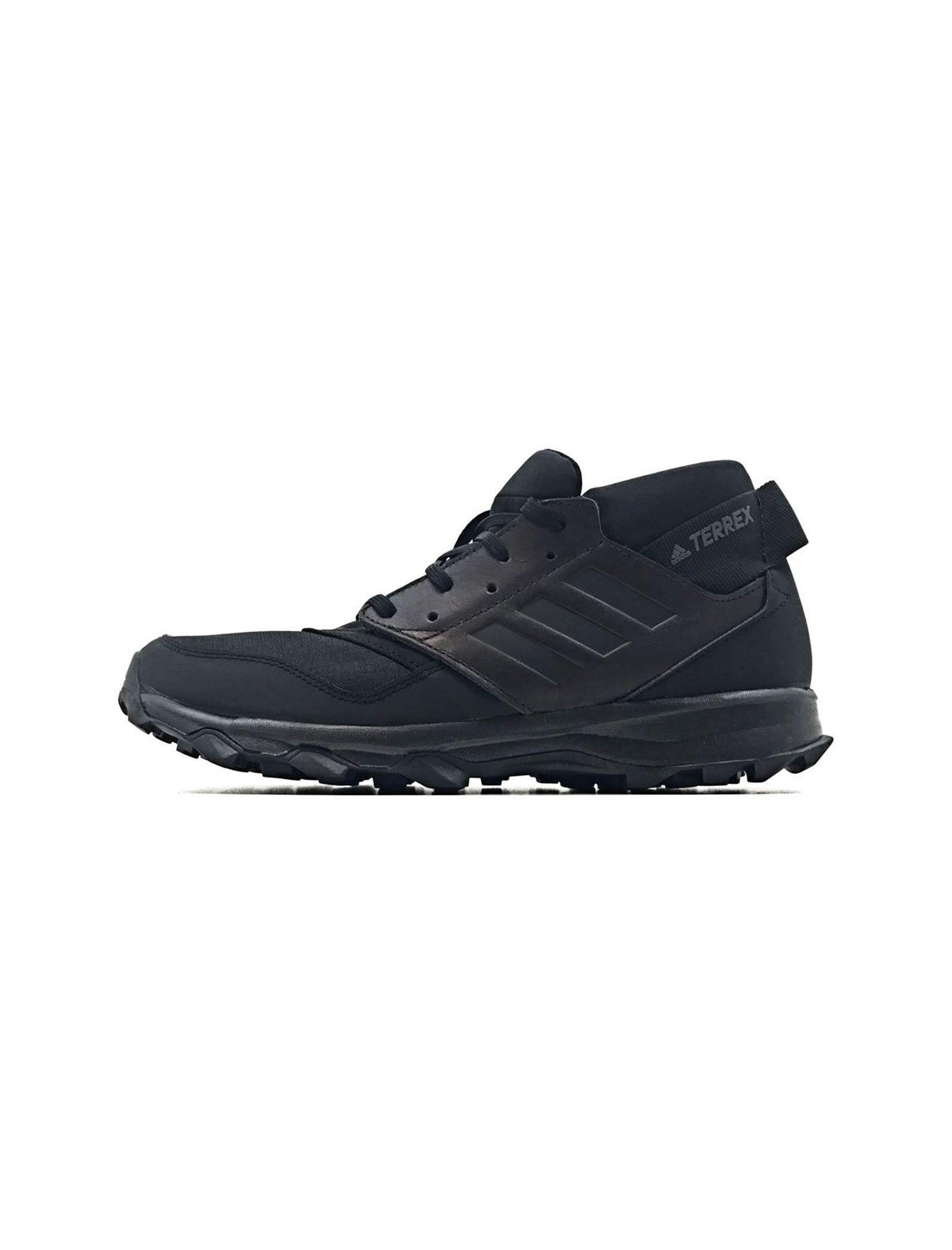 کفش کوهنوردی بندی مردانه TERREX Noket Mid - آدیداس - مشکي - 3