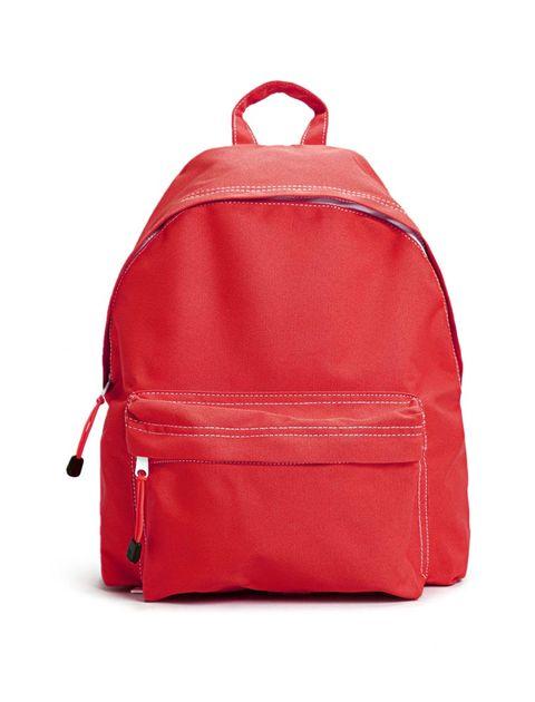 کوله پشتی روزمره مردانه - قرمز - 1