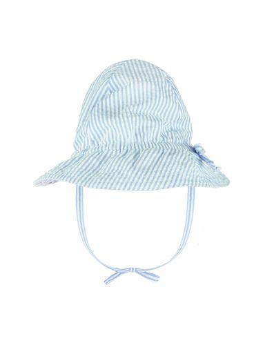 کلاه نخی طرح دار نوزادی دخترانه - بلوکیدز