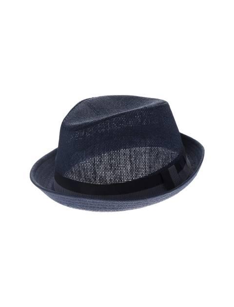 کلاه فدورا مردانه - آبي    - 1