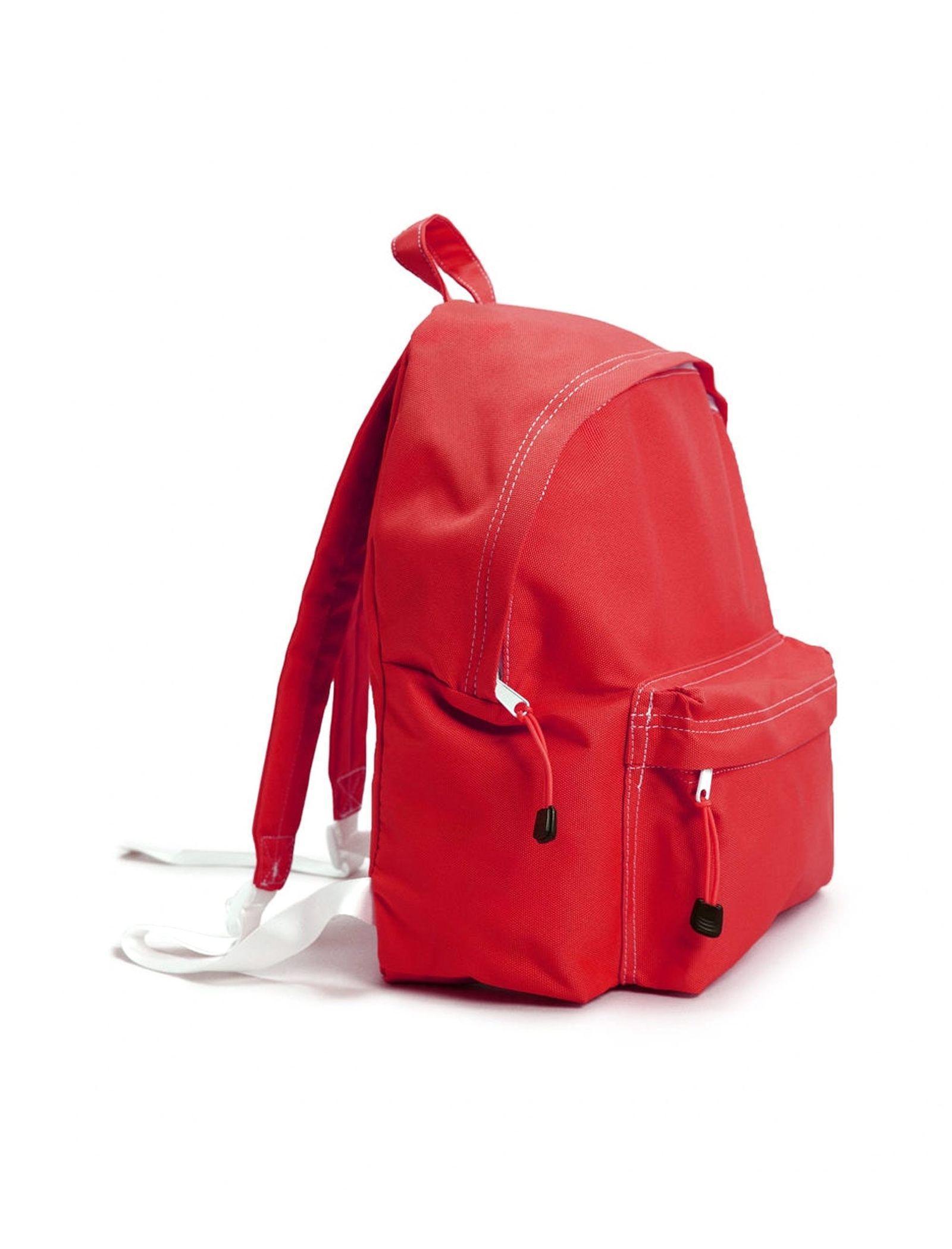 کوله پشتی روزمره مردانه - مانگو تک سایز - قرمز - 2