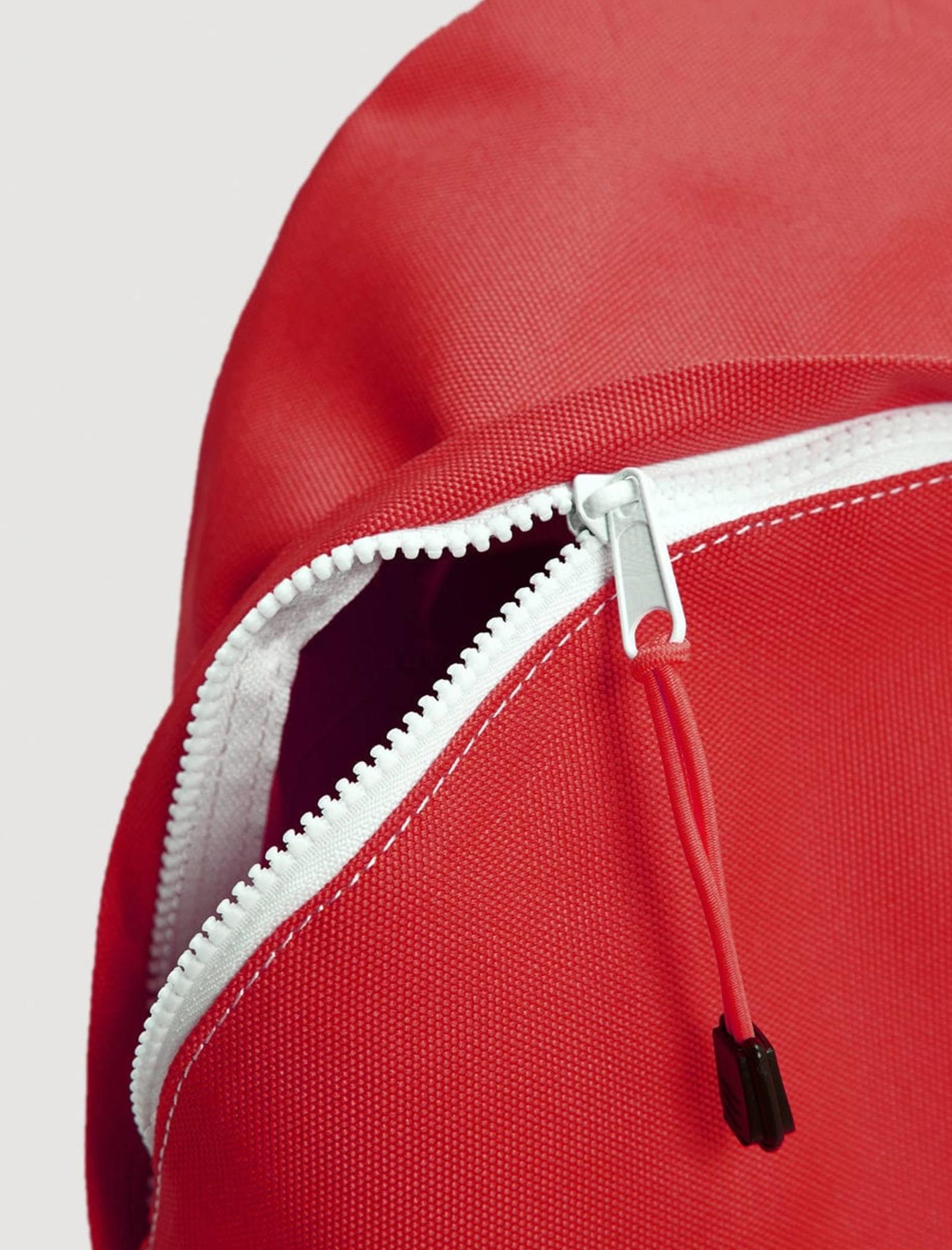 کوله پشتی روزمره مردانه - مانگو - قرمز - 3