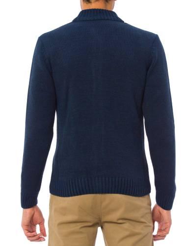 ژاکت یقه گرد مردانه