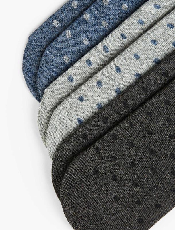 جوراب بدون ساق زنانه بسته 2 عددی - مانگو