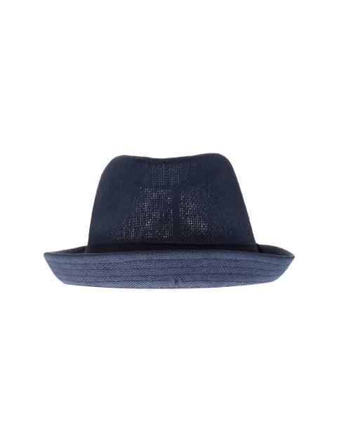 کلاه فدورا مردانه - آبي    - 4