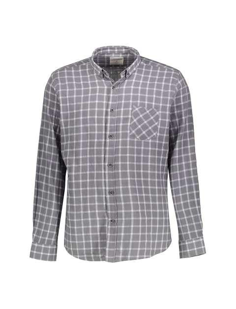 پیراهن نخی روزمره مردانه - کوتون