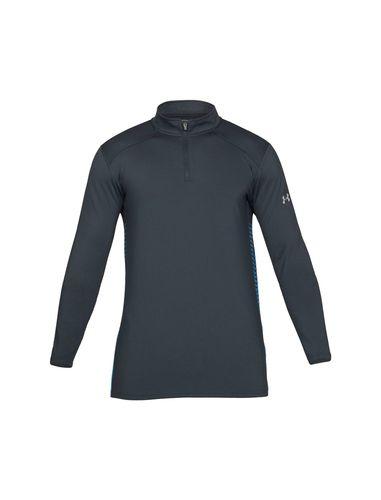 تی شرت ورزشی آستین بلند مردانه ColdGear Reactor Fitted - آندر آرمور
