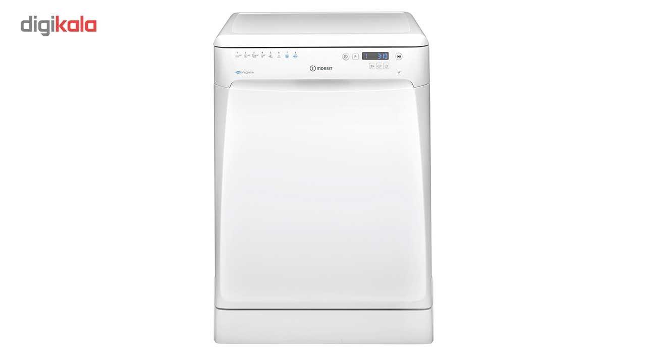 ماشین ظرفشویی ایندزیت مدل DFP58T94ZUK  Indesit DFP58T94ZUK Dishwasher