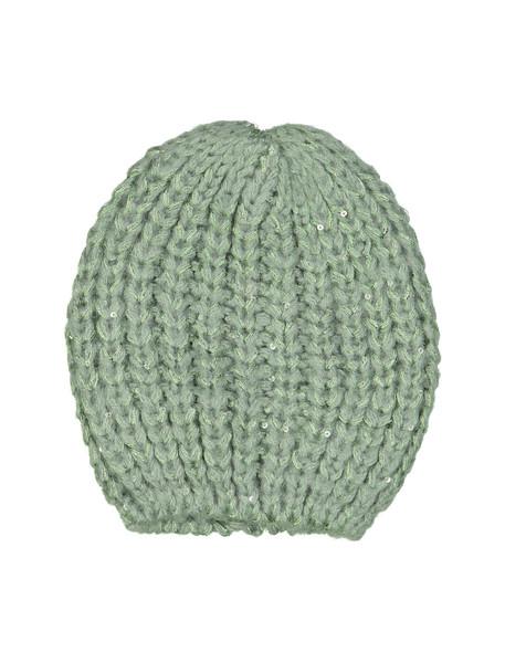 کلاه بافتنی نوزادی دخترانه - ایدکس
