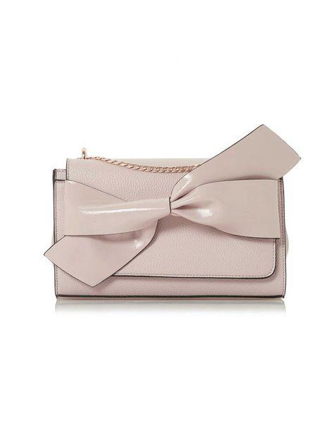 کیف دوشی زنانه Elloie - صورتي - 1