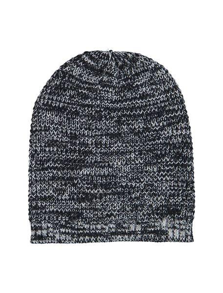 کلاه زمستانی بزرگسال - سرمه اي - 1
