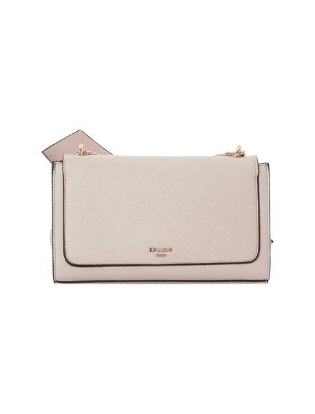 کیف دوشی زنانه Elloie - صورتي - 2