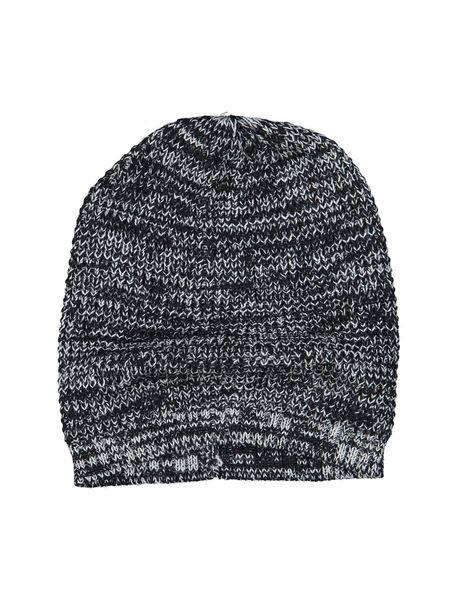کلاه زمستانی بزرگسال - سرمه اي - 3