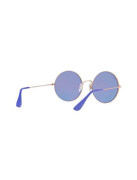 عینک آفتابی گرد زنانه - ری بن - مسي - 5