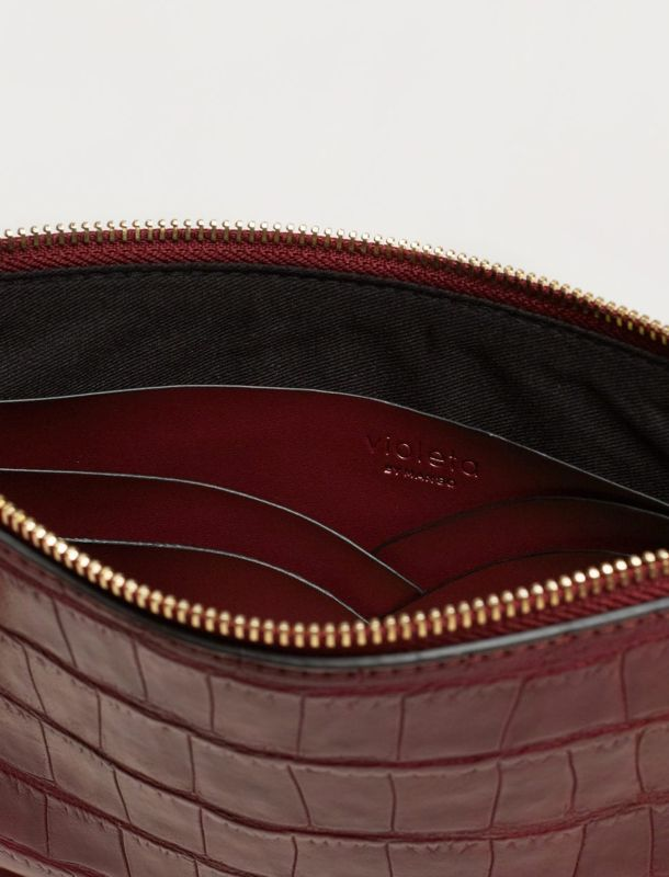 کیف لوازم آرایش زنانه - ویولتا بای مانگو