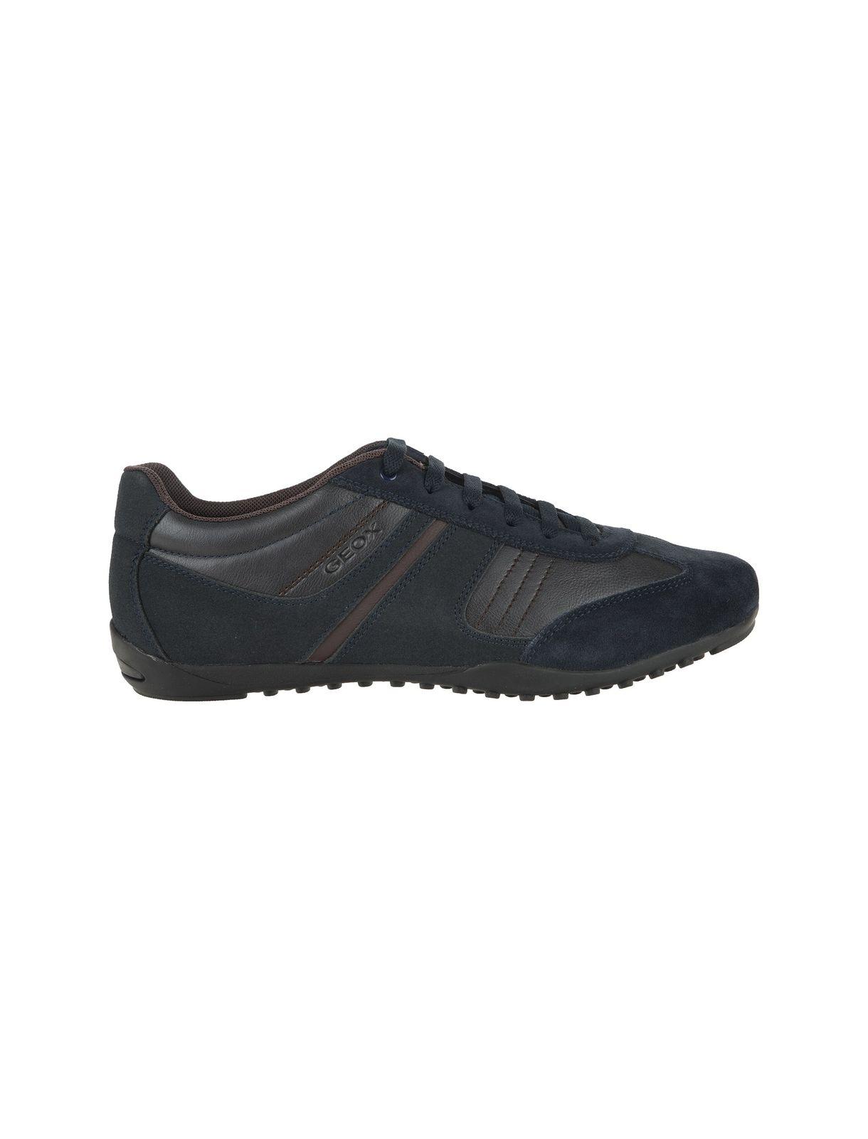 کتانی بندی مردانه U GARLAN – جی اوکس  Men Lace Up Sneakers U GARLAN – Geox