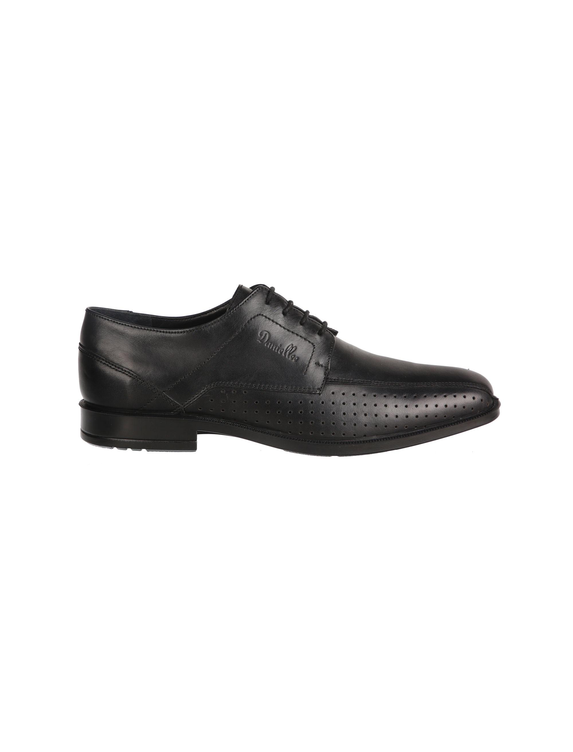 کفش چرم اداری مردانه Piero