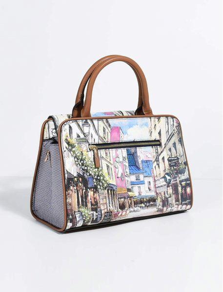 کیف دستی روزمره زنانه - آبي - 2
