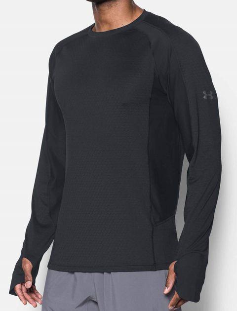 تی شرت ورزشی آستین بلند مردانه HexDelta - مشکي - 3