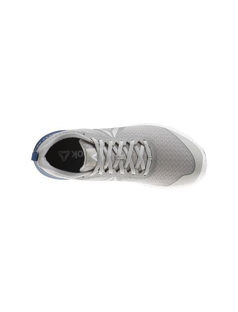 کفش مخصوص دویدن مردانه ریباک مدل Sweet Road Se - طوسي - 4