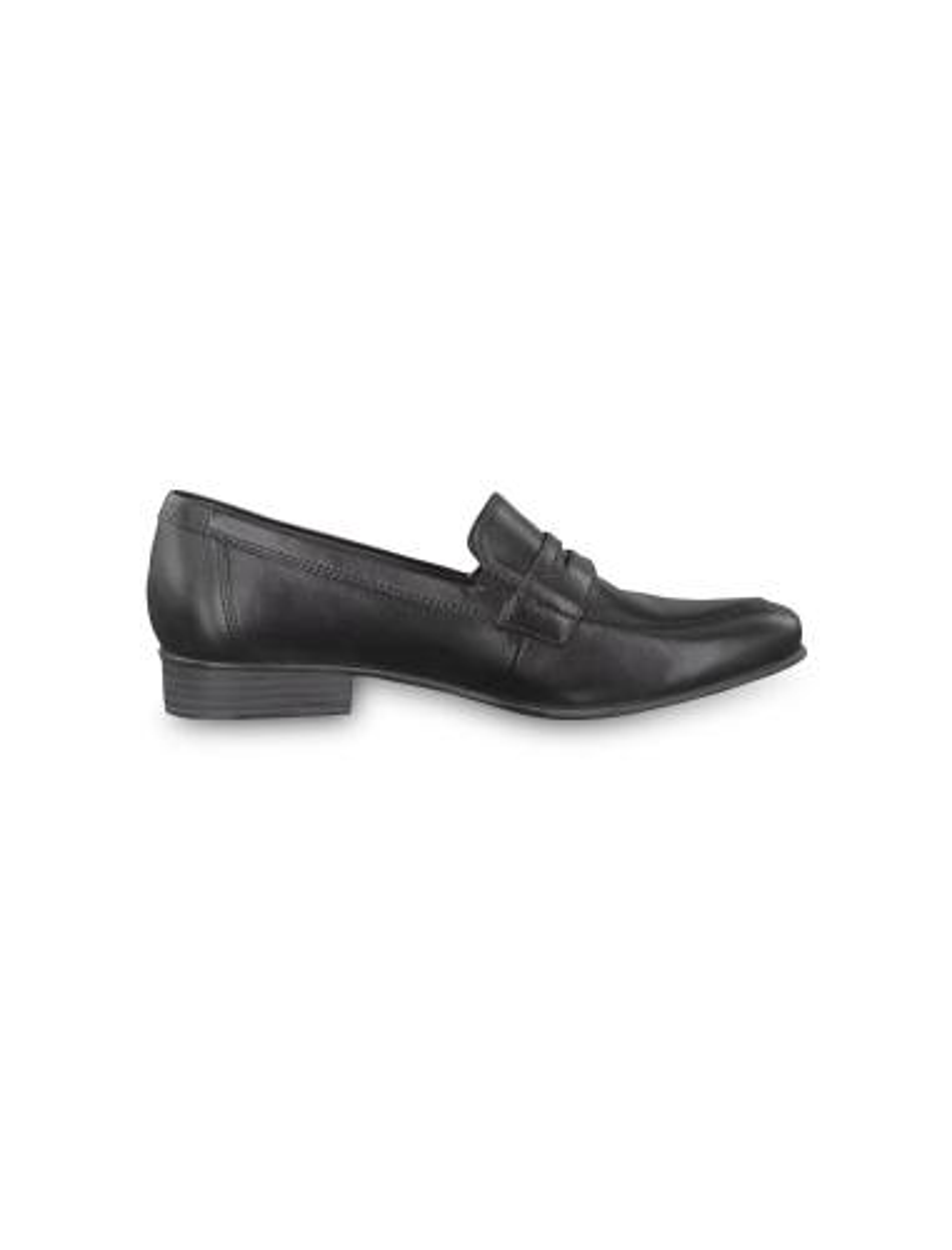 کفش چرم تخت زنانه مدل MALIKA