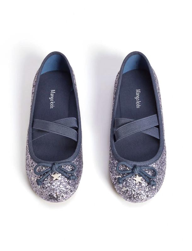 کفش تخت مهمانی دخترانه
