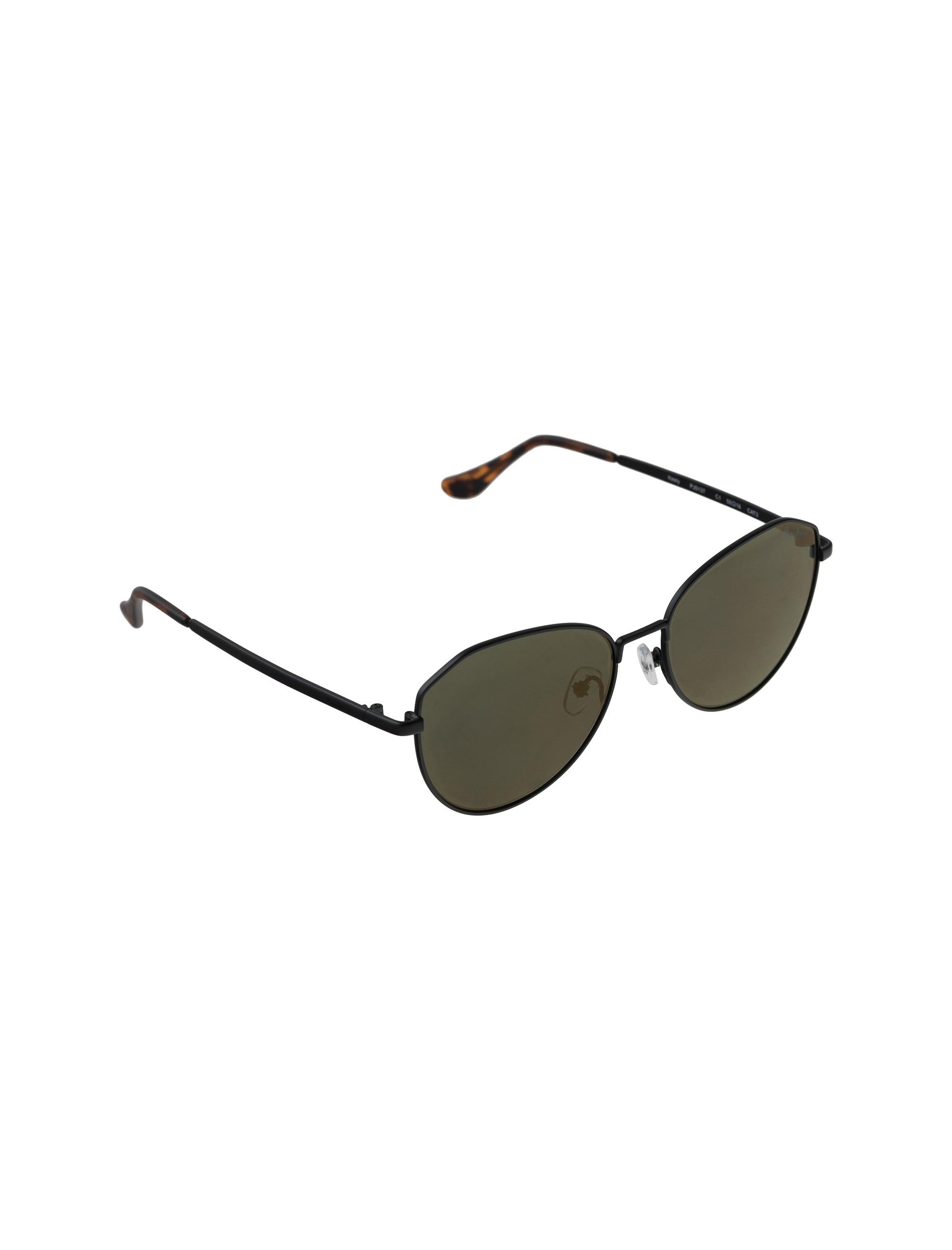 عینک آفتابی پروانه ای زنانه - پپه جینز - مشکي - 2