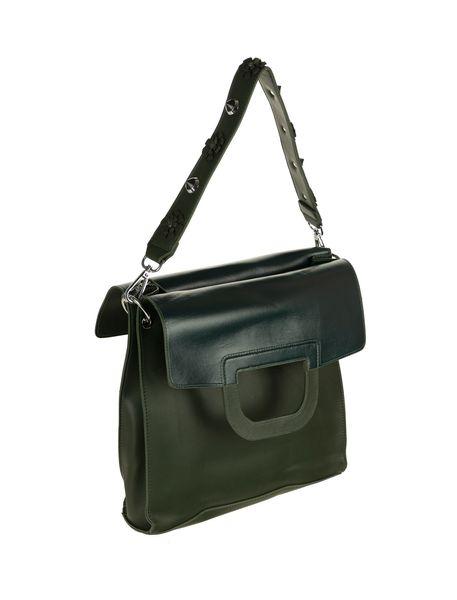 کیف دوشی روزمره زنانه - زيتوني - 5