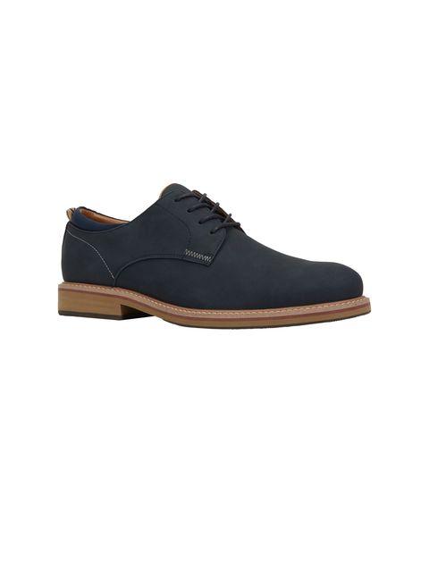 کفش اداری مردانه - سرمه اي - 1