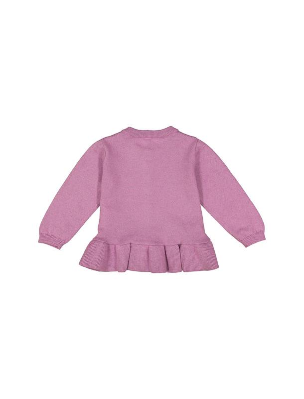 ژاکت دکمه دار نوزادی دخترانه