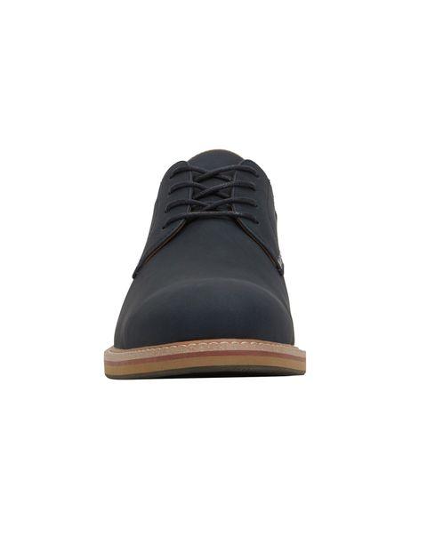 کفش اداری مردانه - سرمه اي - 2