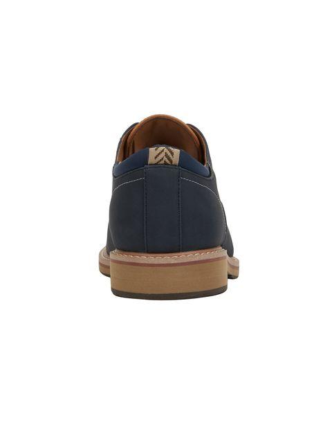 کفش اداری مردانه - سرمه اي - 3