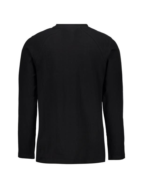 تی شرت نخی آستین بلند مردانه Cure