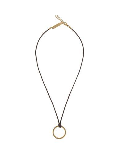 گردنبند استیل زنانه - برازوی