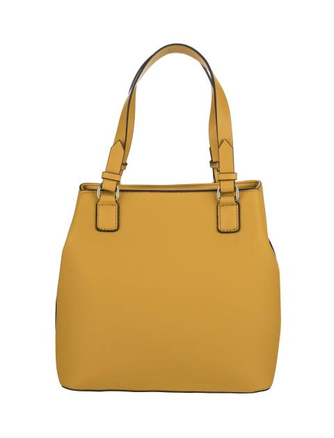 کیف دوشی روزمره زنانه - زرد - 2