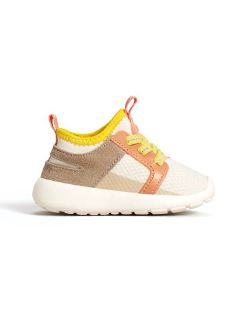 کفش بندی دخترانه نوزادی - بژ - 1