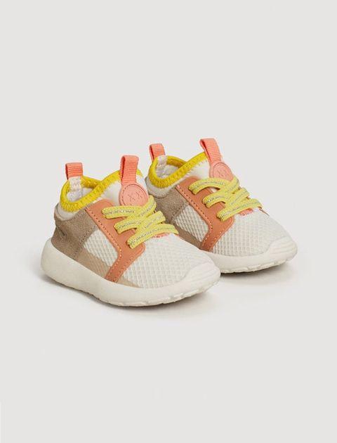 کفش بندی دخترانه نوزادی - بژ - 3
