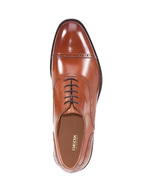 کفش رسمی چرم مردانه Saymore A - جی اوکس - قهوه اي  - 2
