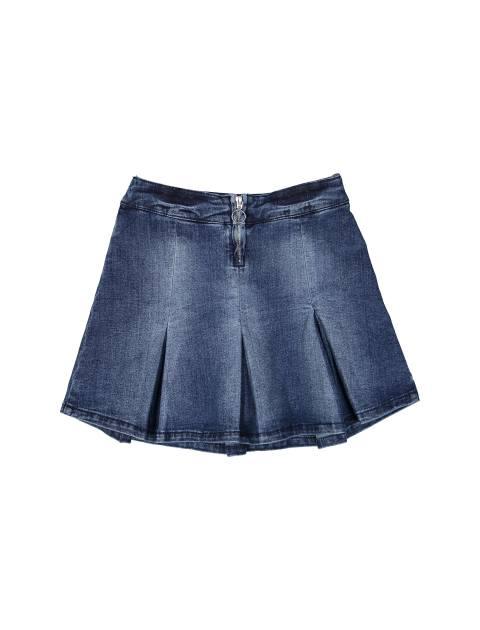 دامن جین دخترانه - بلوکیدز - آبي - 1