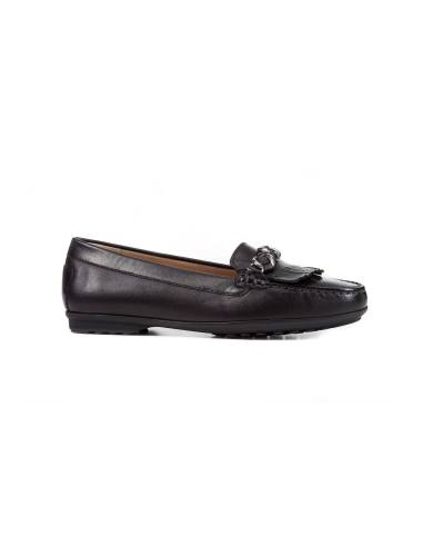 کفش چرم تخت زنانه  ELIDIA - جی اوکس